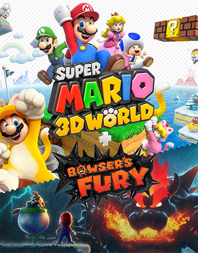Super Mario 3D World + Bowser's Fury (2021)